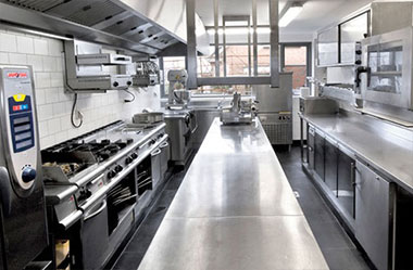 commercial kitchen equipment maintenance