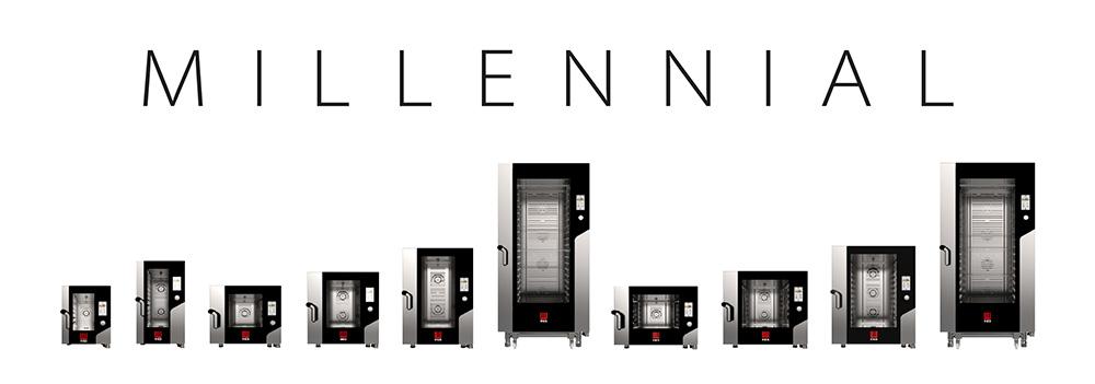 Millennial Combi Oven