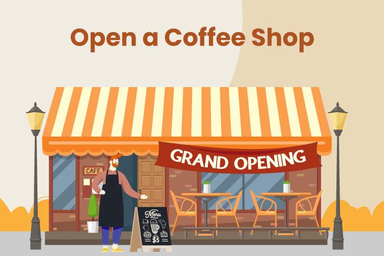 opening a sunshine coast cafe, restaurant or pub
